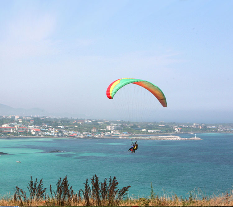 바다하늘 패러글라이딩체험