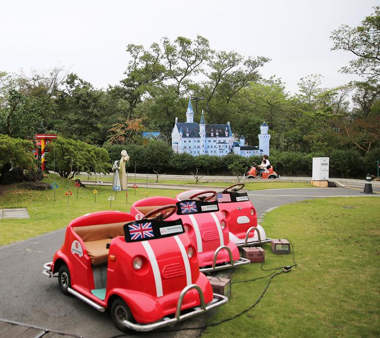 세계자동차박물관+카멜리아힐