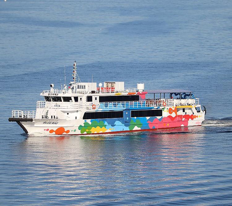 마라도가는여객선