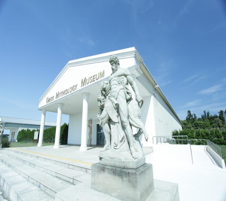 그리스신화박물관+놀라운트릭아이