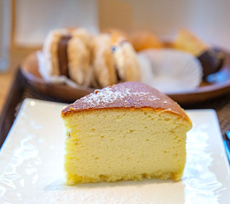 사뿐 카와노 치즈케이크|제주카페|