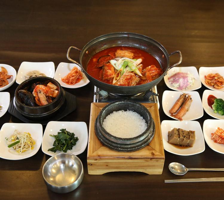 만조이천쌀밥 성산점 |서귀포맛집|